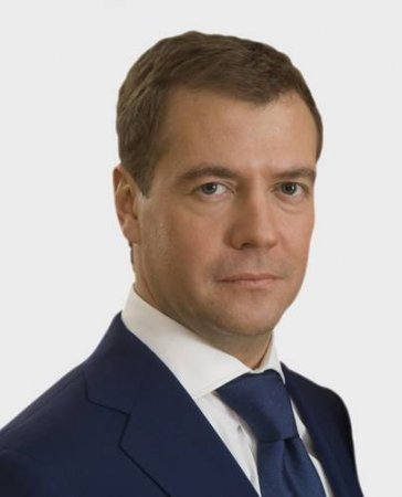 Сколько лет Медведеву