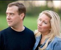 Сколько лет Медведевой Светлане